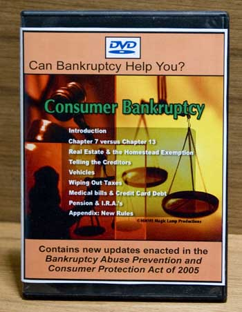 Consumer Bankruptcy